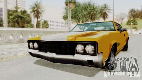 GTA VCS - Cholo Sabre для GTA San Andreas