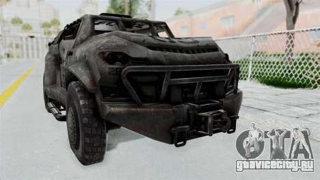 PITBULL from CoD Advanced Warfare для GTA San Andreas