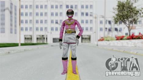 Power Rangers Samurai - Pink для GTA San Andreas второй скриншот