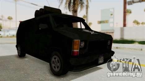 Boodhound Burrito - Manhunt 2 для GTA San Andreas