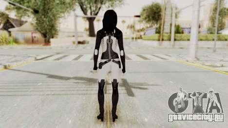 Mass Effect 3 Miranda для GTA San Andreas третий скриншот