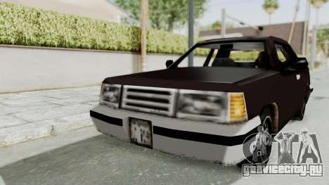 GTA 3 Manana для GTA San Andreas