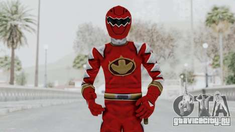 Power Rangers Dino Thunder - Red для GTA San Andreas