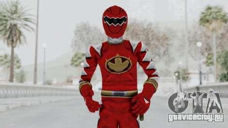Power Rangers Dino Thunder - Red для GTA San Andreas