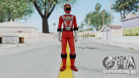 Power Rangers RPM - Red для GTA San Andreas второй скриншот