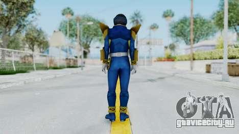 Kamen Rider Hyper Beast для GTA San Andreas третий скриншот