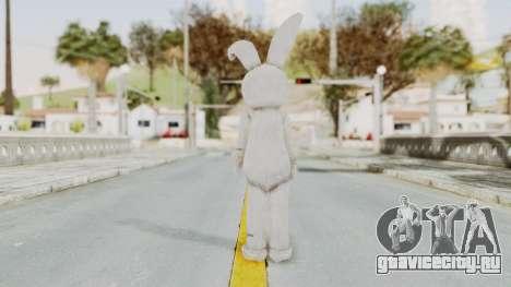 Lollipop Chainsaw Juliet Starling BunnyRabbit для GTA San Andreas третий скриншот