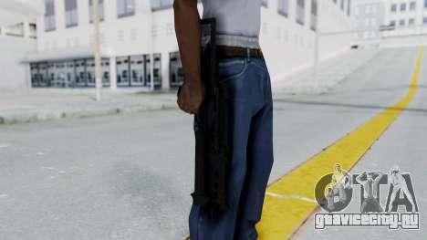 PP-19 BIZON для GTA San Andreas третий скриншот