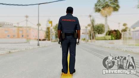 GTA 5 Paramedic LS для GTA San Andreas третий скриншот