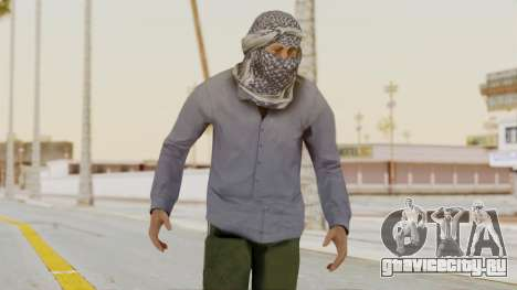 Middle East Insurgent v2 для GTA San Andreas