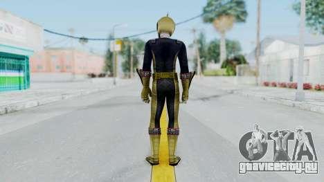 Power Rangers RPM - Gold для GTA San Andreas третий скриншот
