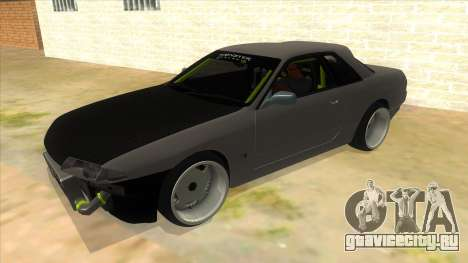 Nissan Skyline R32 Drift Monster Energy для GTA San Andreas
