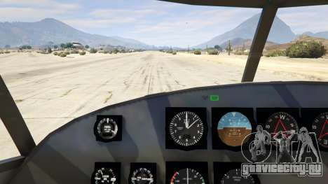PBY 5 Catalina для GTA 5 пятый скриншот