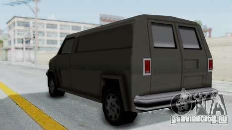 Burrito from Manhunt 2 для GTA San Andreas вид справа