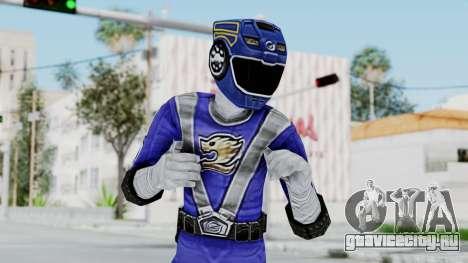 Power Rangers RPM - Blue для GTA San Andreas