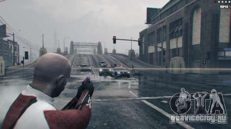 Bullet Knockback 1.4b для GTA 5 шестой скриншот
