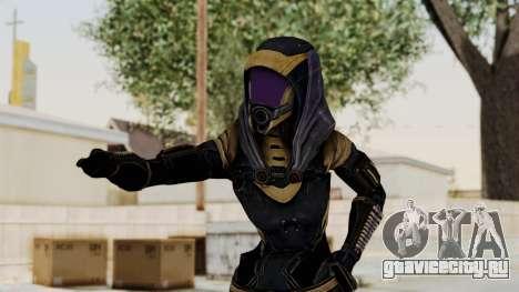 Mass Effect 3 Tali Armor для GTA San Andreas
