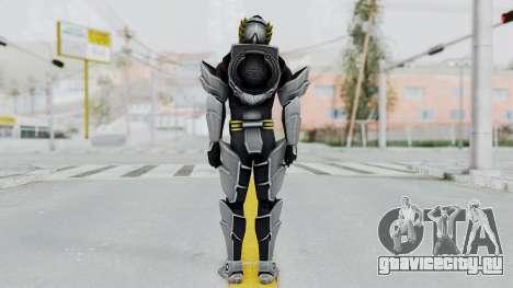 Power Rangers Megaforce - Knight для GTA San Andreas третий скриншот