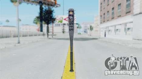Nail Baseball Bat v5 для GTA San Andreas второй скриншот