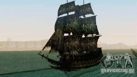 Flying Dutchman 3D для GTA San Andreas