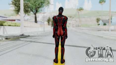 Mass Effect 2 Monrith Commando для GTA San Andreas третий скриншот