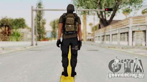 CoD AW KVA SMG для GTA San Andreas третий скриншот