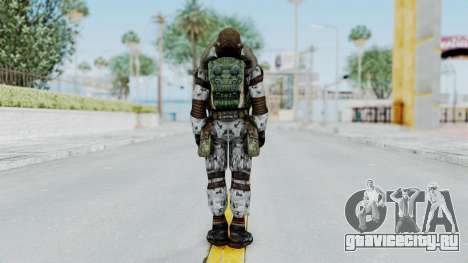 Monolith Scientific Suit для GTA San Andreas третий скриншот