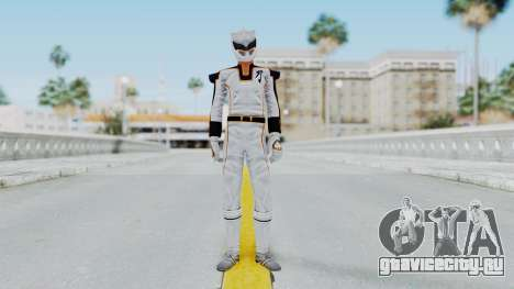 Power Rangers Jungle Fury - Rhino для GTA San Andreas второй скриншот