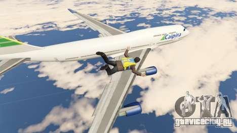 Nice Fly 2.5 для GTA 5 седьмой скриншот