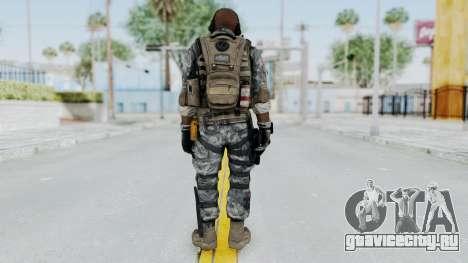 Battery Online Soldier 6 v2 для GTA San Andreas третий скриншот