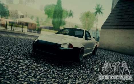 Honda Stance для GTA San Andreas вид слева