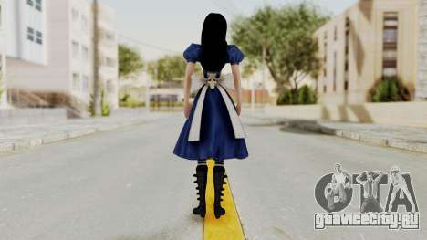 Alice Madness Returns для GTA San Andreas третий скриншот