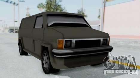 Burrito from Manhunt 2 для GTA San Andreas