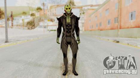 Mass Effect 2 Thanes для GTA San Andreas второй скриншот