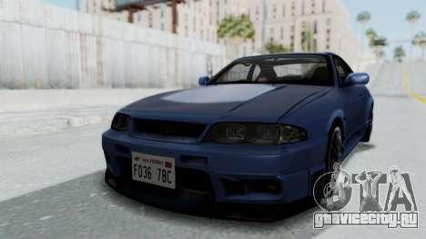 Nissan Skyline R33 GT-R V-Spec 1995 для GTA San Andreas