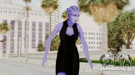 Mass Effect 3 Aria TLoak Gunn Dress для GTA San Andreas