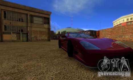 ENB - AOFX для GTA San Andreas второй скриншот