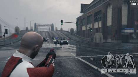 Bullet Knockback 1.4b для GTA 5 пятый скриншот
