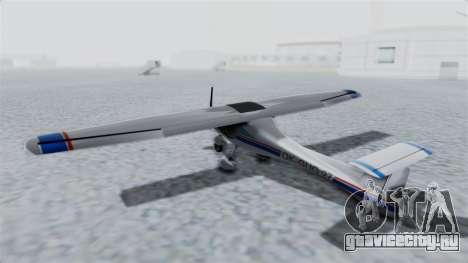 Ultralight Allegro 2000 v4 для GTA San Andreas вид справа