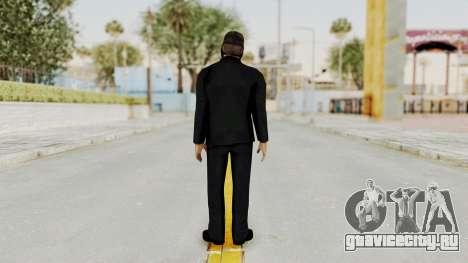 Wanted Weapons Of Fate Bodyguard для GTA San Andreas третий скриншот