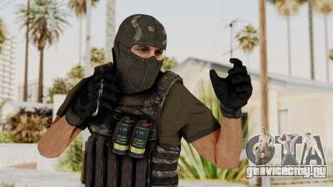 CoD AW KVA SMG для GTA San Andreas