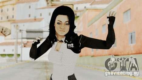 Mass Effect 3 Miranda для GTA San Andreas