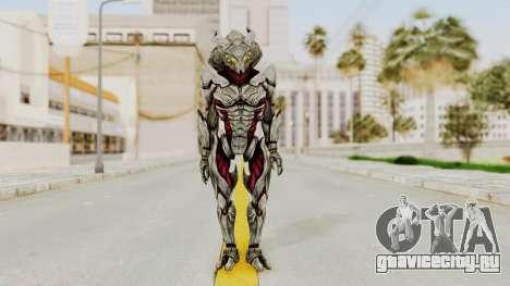 Mass Effect 3 Collector Captain для GTA San Andreas второй скриншот