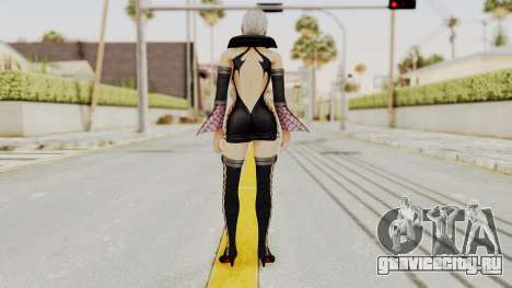 DoA5 Ultimate Christie Halloween 2013 v2 для GTA San Andreas