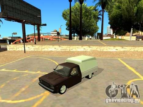 ВИС 2345 для GTA San Andreas