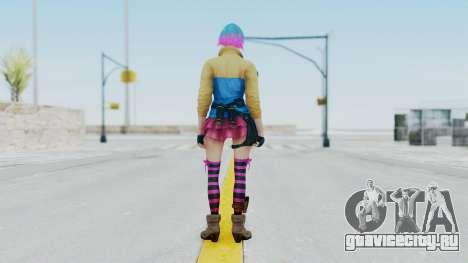 Counter Strike Online 2 - Tammy для GTA San Andreas третий скриншот