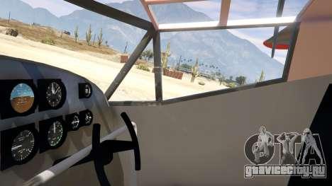 PBY 5 Catalina для GTA 5 шестой скриншот