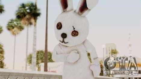 Lollipop Chainsaw Juliet Starling BunnyRabbit для GTA San Andreas