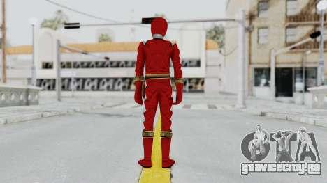 Power Rangers Dino Thunder - Red для GTA San Andreas третий скриншот