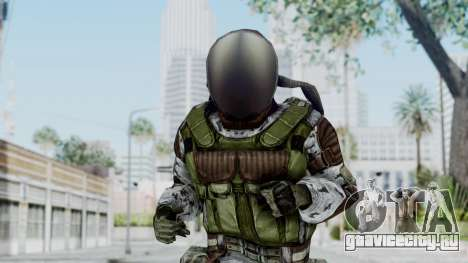 Monolith Scientific Suit для GTA San Andreas
